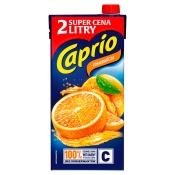 NAPÓJ CAPRIO POMARAŃCZ 2L