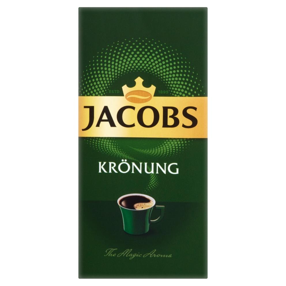 JACOBS DOUWE EGBERTS  PL SP.Z.O.O KAWA KRONUNG 250G JACOBS
