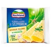 Hochland Polska Sp. z o.o. SEREK PLASTRY SZCZYPIOR 130G HOCHLAND
