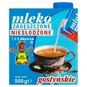 Spółdzielnia Mleczarska w Gostyniu MLEKO ZAGĘSZCZONE 500G GOSTYŃ