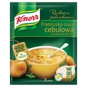 Knorr ZUPA FRANCUSKA CEBULOWA KNORR