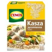 Cenos Sp. z o.o. KASZA JĘCZMIENNA WIEJSKA 4X100G CENOS