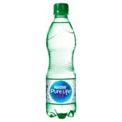 Nestlé Polska S.A. WODA AQUAREL GAZOWANA 0,5L NESTLE