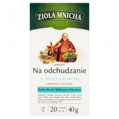 Big-Active Sp. z o.o. HERBATA NA ODCHUDZANIE 40G BIG-ACTIVE