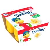 Danone SA SEREK DANONKI WANILIOWE 4X50G DANONE