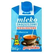 Spółdzielnia Mleczarska w Gostyniu MLEKO ZAGĘSZCZONE 200G GOSTYŃ