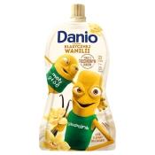 Danone SA SEREK DANIO SASZETKA 140G WANILOWY  DANONE