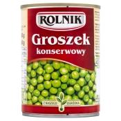 F. H. Rolnik Sp. Jawna GROSZEK KONSERWOWY 400G ROLNIK