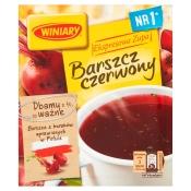 Nestlé Polska S.A. WINIARY ZUPA BARSZCZ CZERWONY 60G