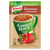 Knorr GULASZOWA Z MAKARONEM 16G KNORR