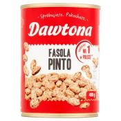DAWTONA SP. Z O.O. FASOLA CZERWONA PINTO KONSERWOWA 400G DAWTONA