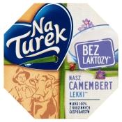 Mleczarnia Turek Sp. z o.o. SEREK CAMEMBERT LEKKI 120G TUREK