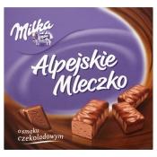 Milka ALPEJSKIE MLECZKO CZEKOLADOWE 330G MILKA