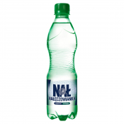 Nestlé Polska S.A. Woda NAŁĘCZOWIANKA  0,5L GAZOWANA