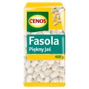 Cenos Sp. z o.o. FASOLA PIĘKNY JAŚ  400G CENOS
