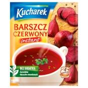 KUCHAREK ZUPA  BARSZCZ CZERWONY INS.48G