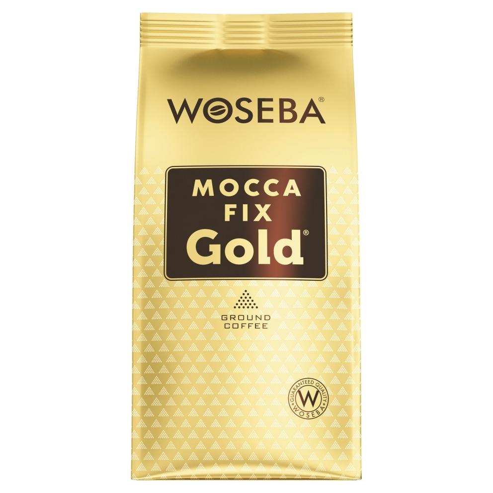 P.P.U.H. WOSEBA Sp. z o.o. KAWA MOCCA GOLD WOSEBA MIELONE 250G