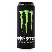 Monster Beverage NAPÓJ MONSTER ENERGY 0,5L