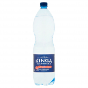 Kinga Pienińska Sp. z o.o. WODA KINGA PIENIŃSKA GAZOWANA 1,5L