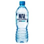 Nestlé Polska S.A. Woda NAŁĘCZOWIANKA  0,5L NIEGAZOWANA