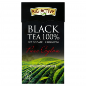 Big-Active Sp. z o.o. HERBATA BLACK PURE CEYLON 100G BIG-ACTIVE