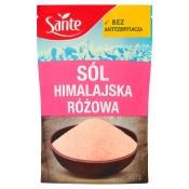 Sante A. Kowalski Sp. j. SÓL HIMALAJSKA ROŻOWA 350G SANTE