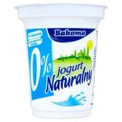 Bakoma Sp. z o. o. JOGURT  NATURALNY 0% 350G BAKOMA