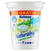Bakoma Sp. z o. o. JOGURT NATURALNY ŁAGODNY 1,5% 290G BAKOMA