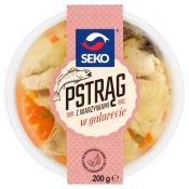 SEKO S.A. PSTRĄG W GAL  SEKO 200G