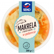 SEKO S.A. MAKRELA W GALARECIE  SEKO 200G