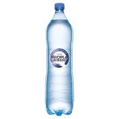Coca-Cola HBC Polska Sp. z o.o. WODA KROPLA BESKIDU 1,5L GAZOWANA
