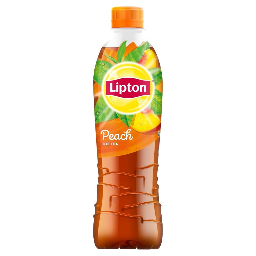 Unilever NAPÓJ LIPTON PEACH 0,5L