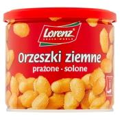The Lorenz Bahlsen Snack-World Sp. z o.o. ORZESZKI ZIEMNE SOLONE 140G LORENZ