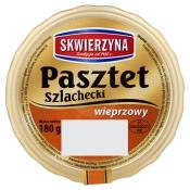 Sante A. Kowalski Sp. j. PASZTET SZLACHECKI WIEPRZOWY 180G SANTE