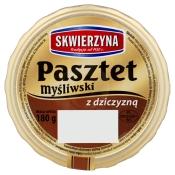 Sante A. Kowalski Sp. j. PASZTET MYŚLIWSKI Z DZICZYZNY 180G SANTE