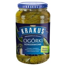 Agros-Nova Sp. z o.o. Sp. k. OGÓRKI KONSERWOWE 865G KRAKUS