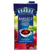 Agros-Nova Sp. z o.o. Sp. k. BARSZCZ CZERWONY 1L KRAKUS