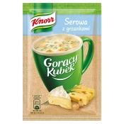 Knorr SEROWA Z GRZANKAMI  22G KNORR