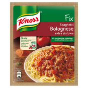 Knorr FIX SPAGHETTI BOLOGNESE EXTRA 48G KNORR