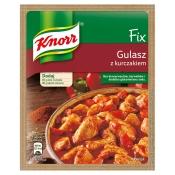 Knorr FIX GULASZ Z KURCZAKIEM 52G KNORR