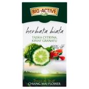 Big-Active Sp. z o.o. HERBATA BIAŁA 20X1,5G BIG-ACTIVE