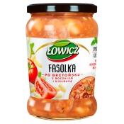 Agros-Nova Sp. z o.o. Sp. k. FASOLA PO BRETOŃSKU 580G ŁOWICZ