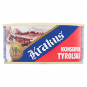 Animex Foods Spółka z o.o. Sp.k. KONSERWA TYROLSKA 300G KRAKUS