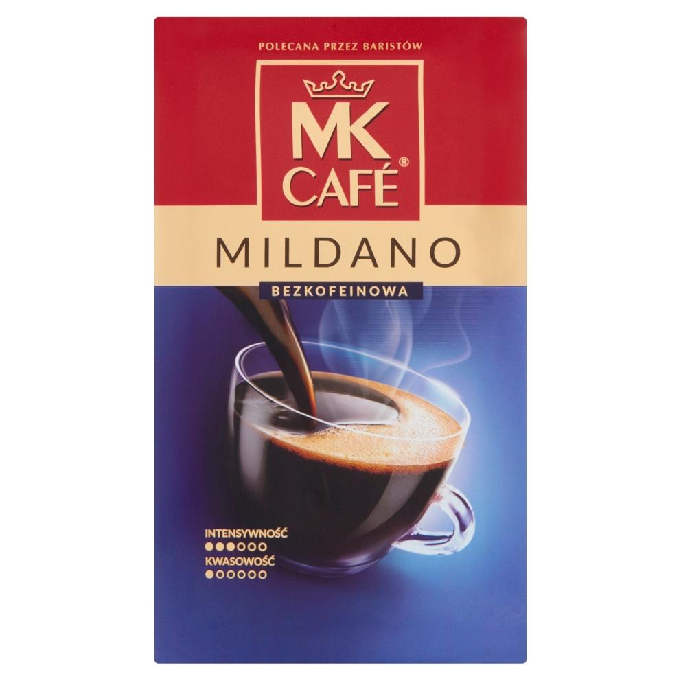 STRAUSS CAFE POLAND KAWA MK MILDANO BEZ KOFEINY 250G