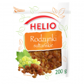 Helio S.A. RODZYNKI 200G HELIO