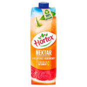 Hortex Sp. z o.o. NEKTAR GREJFRUT RUBIN 1L HORTEX