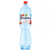 Jurajska Sp. z o.o. WODA JURAJSKA POZIOMKA 1,5L