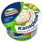 Hochland Polska Sp. z o.o. SEREK KANAPKOWY 130G HOCHLAND