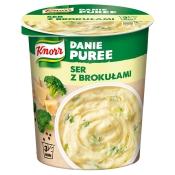Knorr PUREE SER Z BROKUŁAMI 50G KNORR