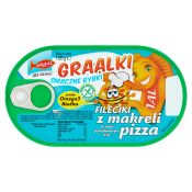 GRAAL FILECIKI Z MAKR.PIZZA 100G